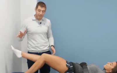 Single Leg Glute Bridge Through Midfoot