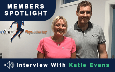 Members Spotlight – Katie Evans