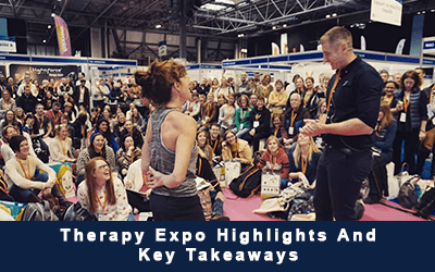 Therapy Expo Highlights And Key Takeaways
