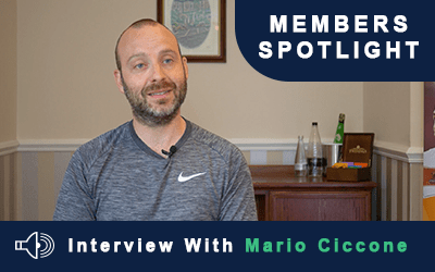 Members Spotlight – Mario Ciccone