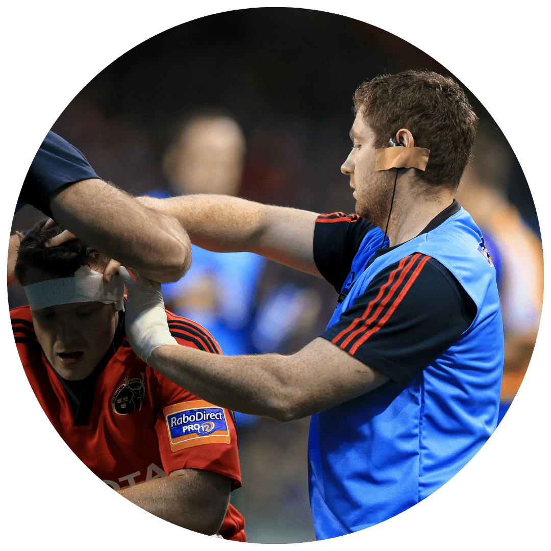 Sports Physio Job At Munster Rugby