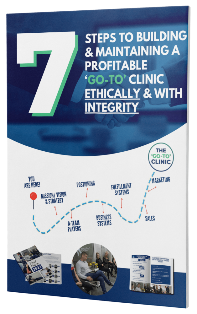 Building & Maintaining A Profitable 'Go-To' Clinic