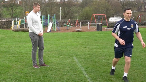 Return To Running Acceleration And Deceleration Progressions