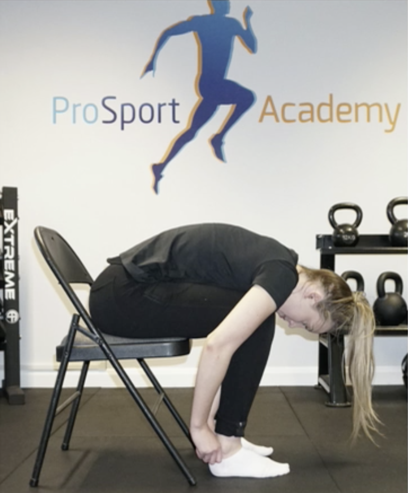 Restricted thoracic mobility in a physiotherapy patient